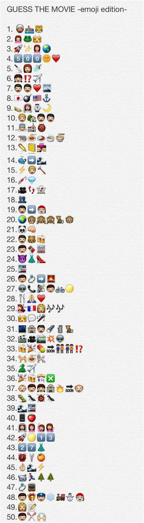 Film Brief Junge Emoji Quiz | 25 best ideas about guess the emoji on pinterest the