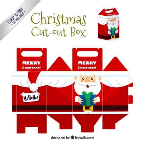 imagenes de santa claus para armar caja recortable navide 241 a de santa claus descargar