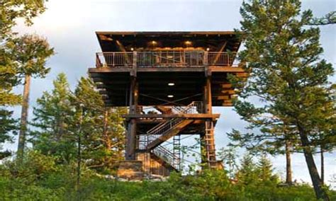fire lookout tower plans compact stair fire lookout tower home plans fire tower