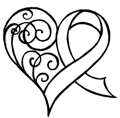 heart attack coloring page pin bullying awareness color cake on pinterest