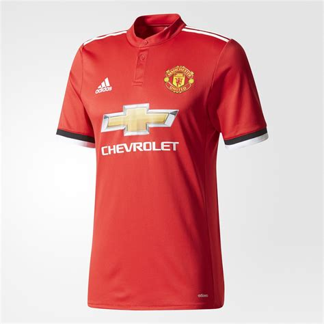 world best soccer jersey iages manchester united 17 18 adidas home kit 17 18 kits