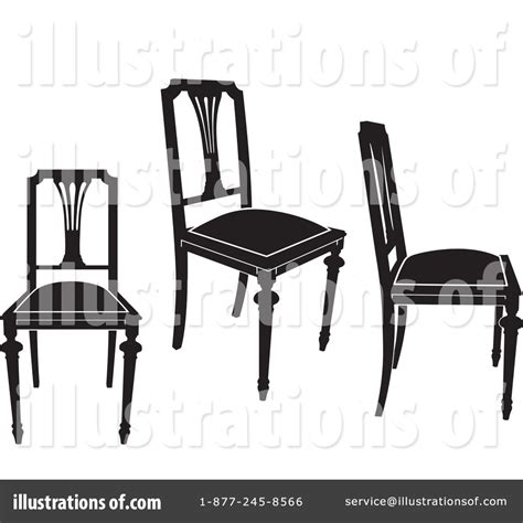Royalty Chair by Chair Clipart 59082 Illustration By Frisko
