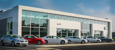 leith volkswagen dealer  raleigh cary nc raleigh durham chapel hill dealership north carolina