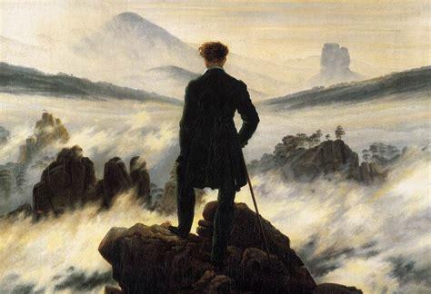libro caspar david friedrich una storia del camminare luomoconlavaligia