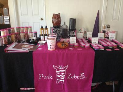 pink zebra home decor pin pink zebra fragrances seasonal fall on pinterest