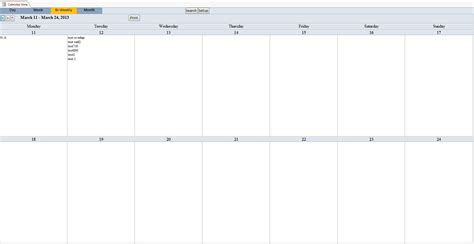ms excel daily appointment calendar template formal word calendar