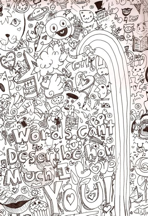 bettdecke 180x200 i you doodle images i you doodle for sketch book project