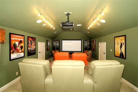 movie home decor decorating a stylish comfy movie room