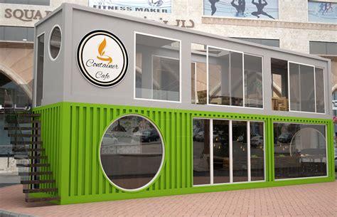 interior design container cafe cafe container design cas
