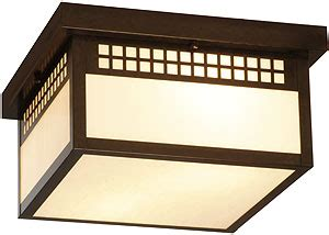 glasgow flush mount ceiling light in bronze finish house