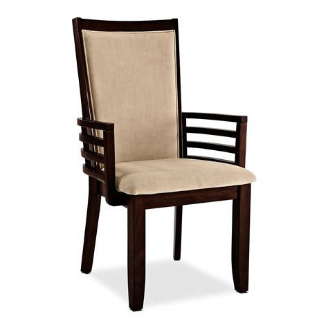 Furnishings For Every Room Online And Store Furniture Dining Room Chairs With Arms