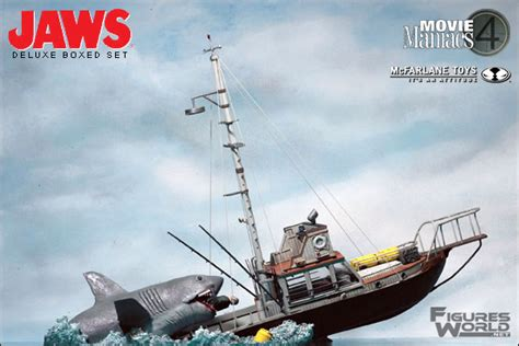 jaws boat length figuresworld gt movies t v gt jaws