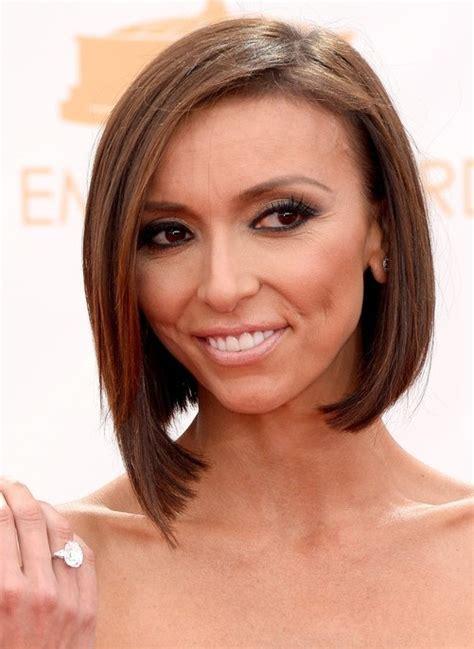 julianna ransic face shape 2014 giuliana rancic s short hairstyles angular