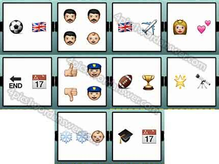 emoji quiz level 40 100 emoji quiz level 31 40 answers 4 pics 1 word game