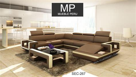 mueble peru salas elegantes