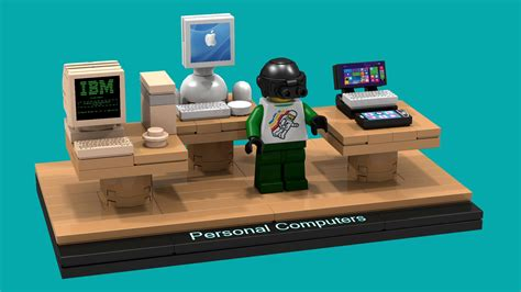 O P I Up Front Personal lego ideas history of computers
