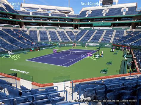 indian section stadium 1 at indian wells tennis garden seat views seatgeek