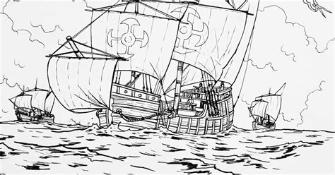 barcos de cristobal colon la niña la pinta yla santa maria historia de las civilizaciones momentos del