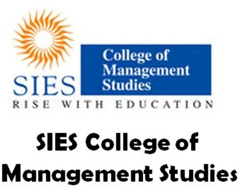 Sies Mba Admission Process by Sies College Of Management Studies Admission 2015 2016