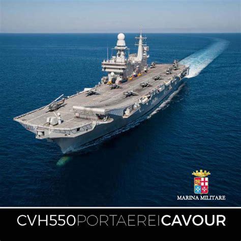 cavour portaerei cavour marina militare