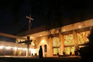Panoramio photo of oracion por la noche abadia del tepeyac