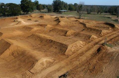 motocross race tracks build a dirt track in our backyard i want to do this