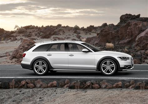 Audi A6 Tfsi 3 0 by Audi A6 Allroad 3 0 Tfsi Photos And Comments Www