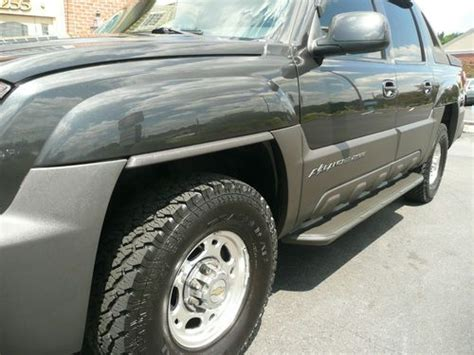 service manual 2003 chevrolet avalanche 2500 sun roof repair kits find used 2003 avalanche