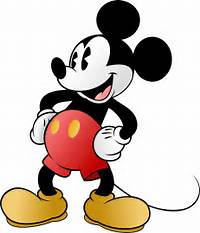 Love Mickey Mouse And To Print Color These Pictures