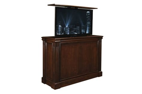 motorized tv lift cabinet ritz motorized tv lift cabinet at cabinet tronix