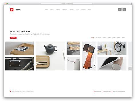 wordpress unique layout 40 modern creative wordpress themes 2018 colorlib