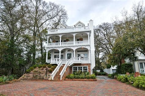 charleston style homes charleston style waterfront home 2 100 000 pricey pads