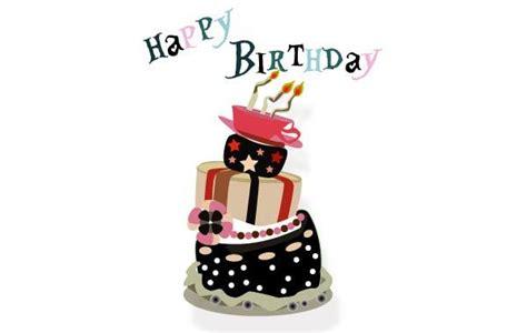 Cupcakes Setwedding And Birthday birthday cake free vector
