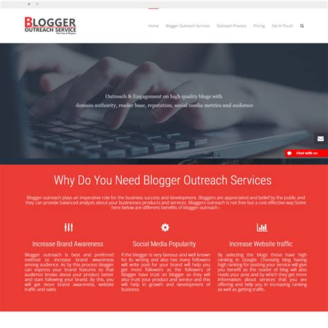 blogger outreach megrisoft web properties and portals megrisoft
