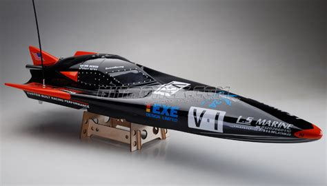 nitro rc boats fast exceed vyper electric powered fiberglass 920ep racing boat