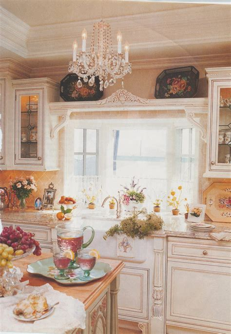romantic home decor maison decor cottage kitchen decorated with tole