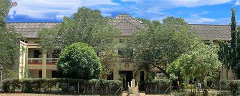 Christian Mba Colleges In India by Madras Christian College Mcc Chennai Details