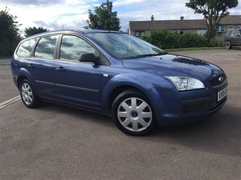 how petrol cars work 2003 ford focus electronic valve timing automatic estate car 2006 ford focus 1 6 petrol full year mot good condition in musselburgh