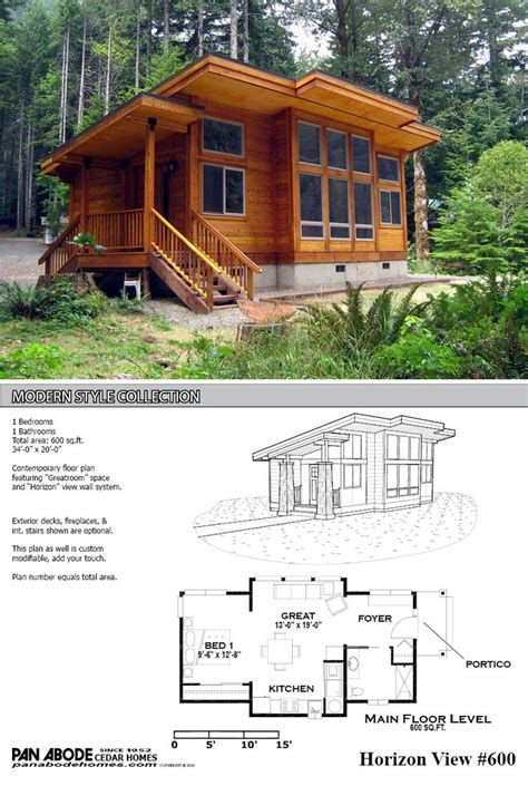 cost to build 600 sq ft house best 25 small home plans ideas on pinterest