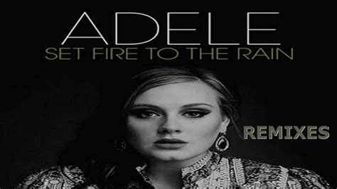 Download Mp3 Adele Set Fire To The Rain Remix | adele set to the rock remix cover turning tables single
