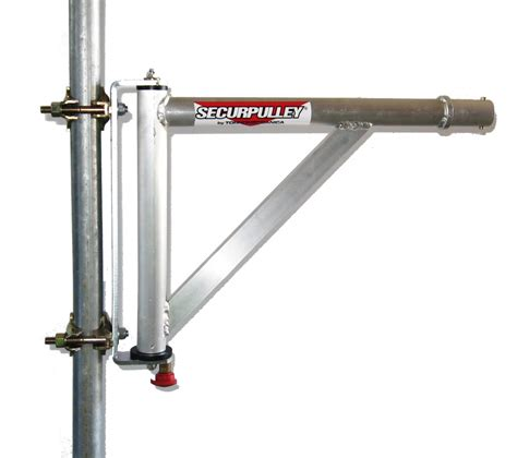 swing arm securpulley swing arm scaffolding lifting product sitemax