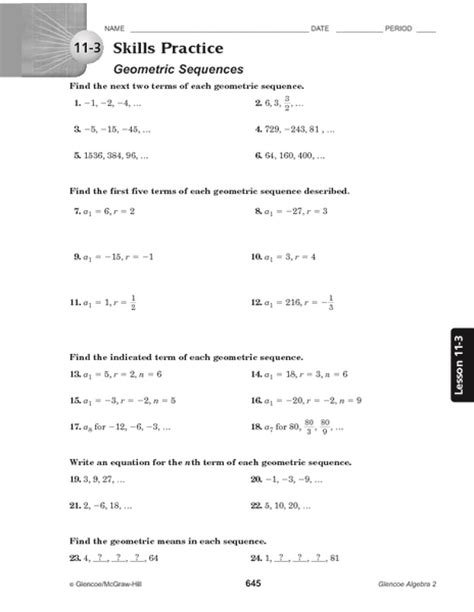 Math Worksheets 10th Grade by 10th Grade Math Worksheets Exercise See 7 Best Images Of