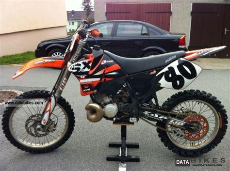 2001 Ktm 250sx 2001 Ktm Sx 250