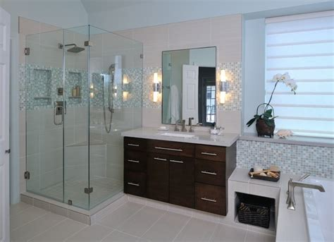 how to make bathroom look bigger sure fit slipcovers make the most of your small bathroom