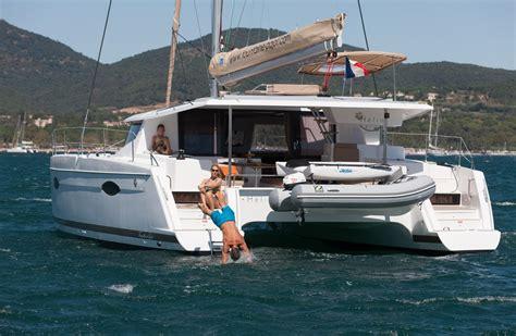 catamaran sailboat companies fountaine pajot catamaran company 40 years of innovation