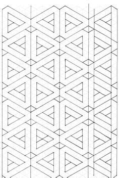 pattern block triangle grid this letter sized hexagon graph paper is spaced with