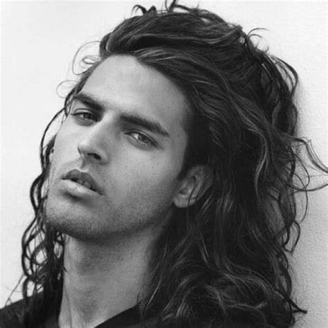 slightly curly man hair 30 great curly hairstyles for men inspirations and ideas