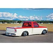 1997 Ford Ranger Pickup Lowrider Custom Tuning Wallpaper