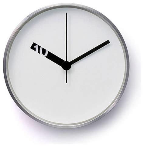 wall clock modern extra normal wall clock contemporary wall clocks by