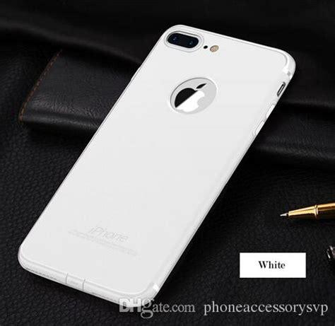 Logo Slim Iphone 7 7 8 8 soft back cover for apple iphone7 8 8plus slim